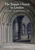 Image for The Temple Church in London: History, Architecture, Art (Temple Church, London)