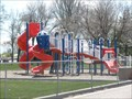 Image for Playground in the Main City Park - Delta, UT, USA