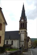 Image for Eglise Saint-Marc - Liebenswiller, Alsace, France