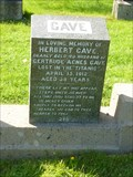 Image for Herbert Cave - Halifax, NS, Canada