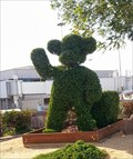 Image for Bear Topiary - San Jose, CA