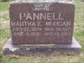 Image for 111 - Martha E. Pannell - Mineral Springs, MO
