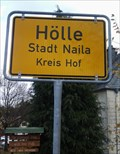 """Image for """"Hölle"""" (Hell) 95119 Naila / Germany"""