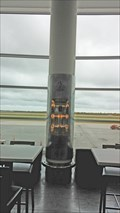 """Image for """"The Queen's Rose"""" Time Capsule - Winnipeg Airport Level 2 Gate 16/17 - Winnipeg, MB"""
