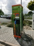 Image for Electric Car Charging Station CEZ - Ostrovacice, Czech Republic