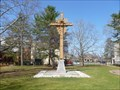 Image for Lithuanian Wayside Cross - Hartford, CT