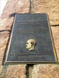 Image for Abraham Lincoln Dedication Plaque - Laramie, WY