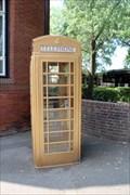 Image for Red Telephone Box - Eton Wick Road, Eton, UK