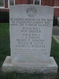 Image for Woodmen War Memorial - Crawfordville, GA