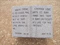 Image for Quotations at Oklahoma Law Enforcement Memorial - Oklahoma City, OK