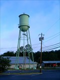 Image for Pate's Water Company  Water Tower - Laurel Hill, NC