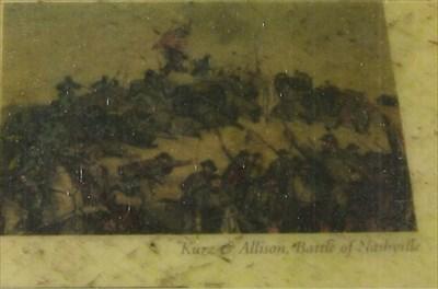 """Kutz & Allison """"Battle of Nashville"""""""