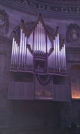 Orgel piberne