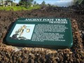 Image for Ancient Foot Trail Travelers - Waikoloa, HI