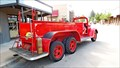 Image for 1938 Ford Seagrave Tandem Hose Truck - Revelstoke, BC