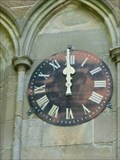 Image for Clock, St Mark's, Fairfield, Worcestershire, England