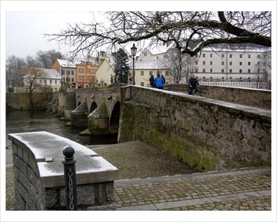 Na Kamenném mostě