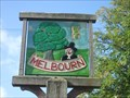 Image for Village Sign - High Street, Melbourn, Cambs, UK