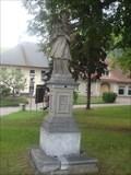 Image for Svatý Jan Nepomucký - Saint John of Nepomuk (Doubravník, CZ)