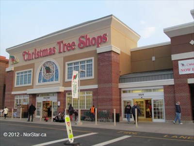 Christmas Tree Shops, Patriot Place - Foxborough, MA - Christmas Stores on Waymarking.com