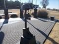 Image for Battlefield Cross - Amer Legion War Memorial - Weatherford, OK