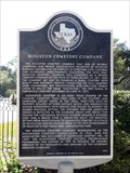 Image for Houston Cemetery Company