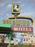 Image for Palomino Motel - Route 66 -Tucumcari, New Mexico, USA.