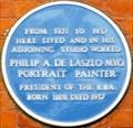 Image for Philip A de Laszlo - Fitzjohn's Avenue, London, UK