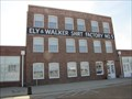 Image for Ely and Walker Shirt Factory No. 5 - Kennett, Missouri
