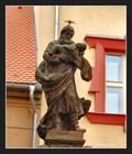 Image for Saint Joseph with the Infant Jesus (Svatý Josef Pestoun) - Prerov, Czech Republic