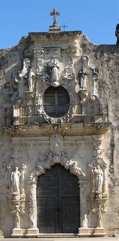 MISSION SAN JOSE (San Jose y San Miguel de Aguayo, St. Joseph and St.