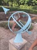 Image for Toledo Botanical Gardens Sundial, Toledo, Ohio, USA