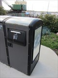 Image for Solar Trash Can - Morro Bay, CA