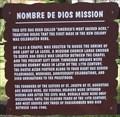 Image for Mission of Nombre de Dios