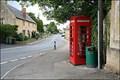 Image for Mickleton phone box, Gloucestershire, UK