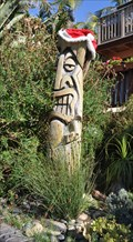 Image for Tiki-God ~ Encinitas, California
