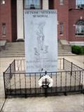 Image for Vietnam War Memorial, Massac County Courthouse Grounds, Metropolis, Illinois, USA