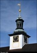 Image for Hodiny v areálu Svatá Hora / Clocks in Svata Hora pilgrimage site - Príbram (Central Bohemia)