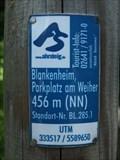 Image for 456 m - Parkplatz am Weiher - Blankenheim - Nordrhein-Westfalen / Germany
