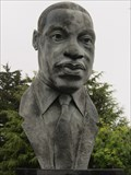 Image for Dr. Martin Luther King Jr. Bust  - Aptos , CA