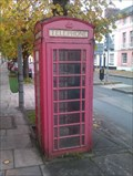 Image for Red Telephone Box, nr B4601/Watton roundabout - Brecon Powys