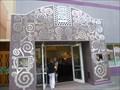 Image for Silver Mosaic Portal - Disney Springs - Lake Buena Vista, USA.