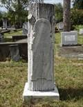 Image for William F. Holloway - Fort Ogden Cemetery - Fort Ogden, Florida, USA