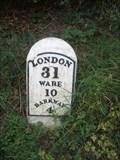 Image for Milestone - B1368, Hare Street, Herts, UK