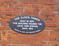 Image for Clock Tower -- Hampstead High Street, Hampstead, London, UK