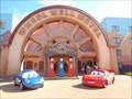 Image for Wheel Well Motel - Portal - Art of Animation, Lake Buena Vista, Florida, USA.