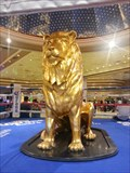 Image for MGM Grand Lobby Lion - Las Vegas, NV