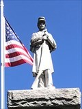Image for Lakeview Cemetery Civil War Monument - South Haven, Michigan