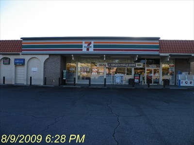 7-Eleven - S. Eastern Ave. and E. Reno Ave. - Las Vegas, NV - 7-Eleven  Stores on Waymarking.com