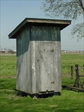 Image for Berger--Kiel House Outhouse - Mascoutah, Illinois